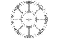 ONCH设计 - 蒙古元素 视觉设计 / 陶脑