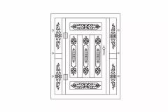 ONCH设计 - 蒙古元素 视觉设计 / 门