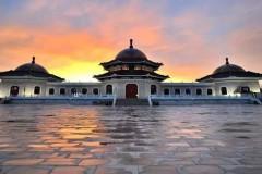成吉思汗陵的建造与设计过程  (蒙古文)