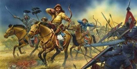 野狐岭大战 - 成吉思汗大破金军之经典战役