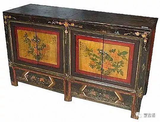 【习俗】蒙古族传统家具的装饰工艺