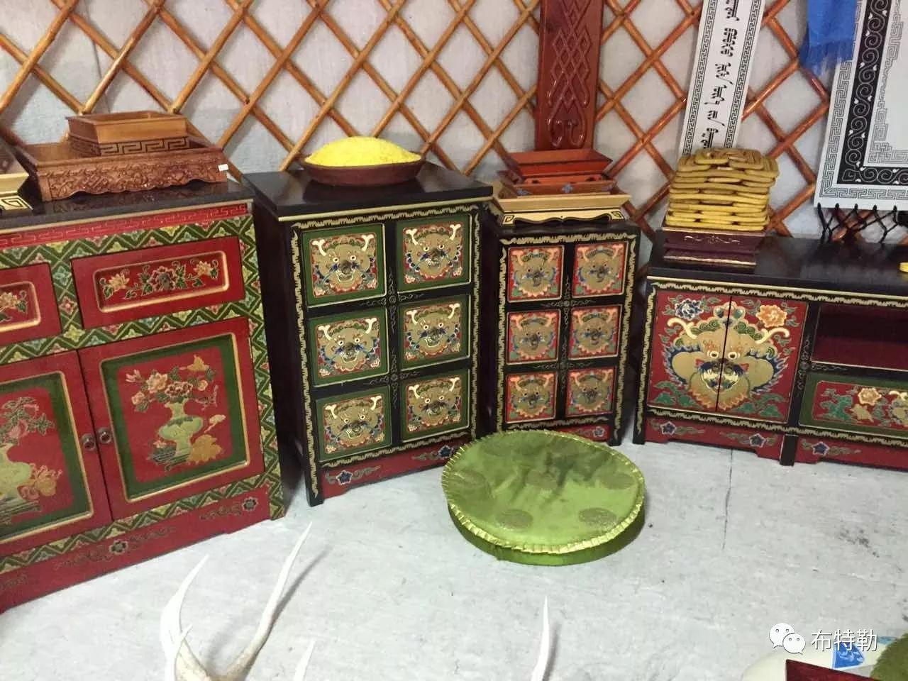 关于蒙古族家具的发展历史和特点,您了解吗?