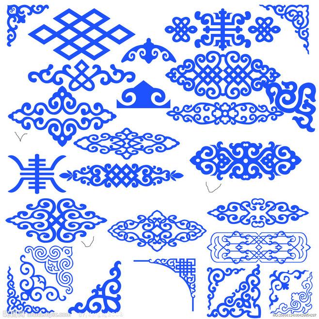 【He ugalj】蒙古族民间图案艺术 第26张