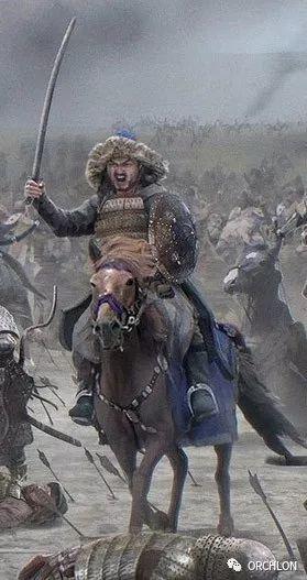 CG原画作品|蒙古军的战场 第6张