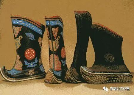 模型中级篇01—蒙古长靴 第7张