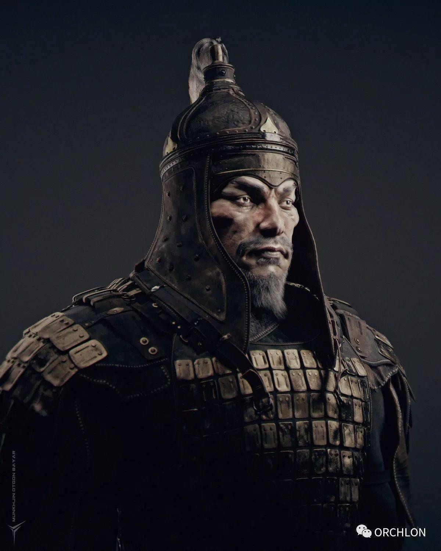 蒙古骑士盔甲3D模型|MONGOLIAN KNIGHT 第5张