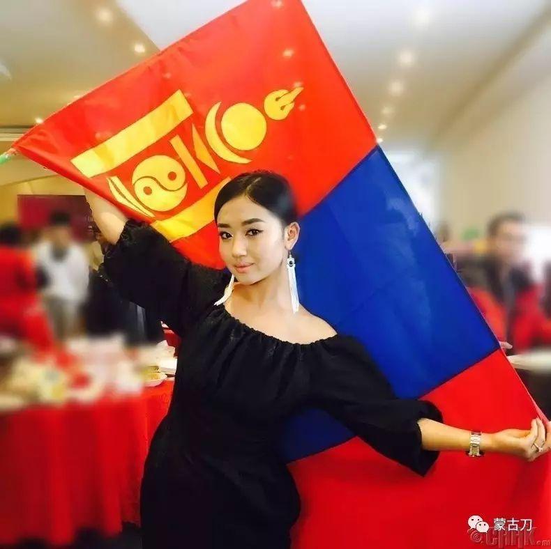 蒙古国美女5
