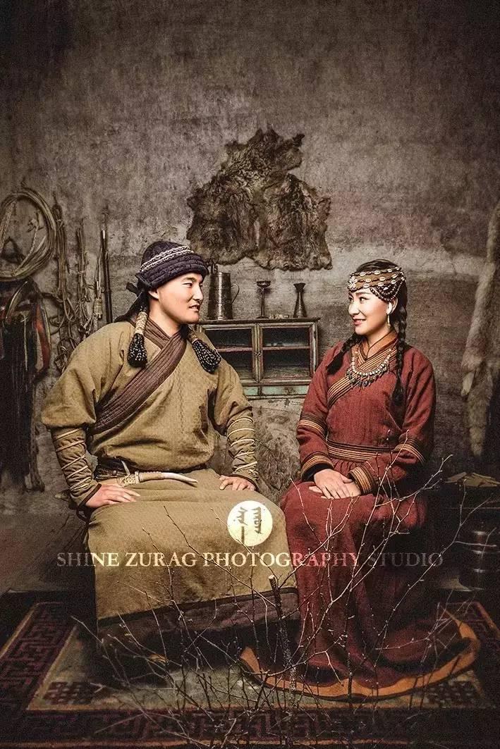 摄影 Shine Zurag民族摄影客照 第3张