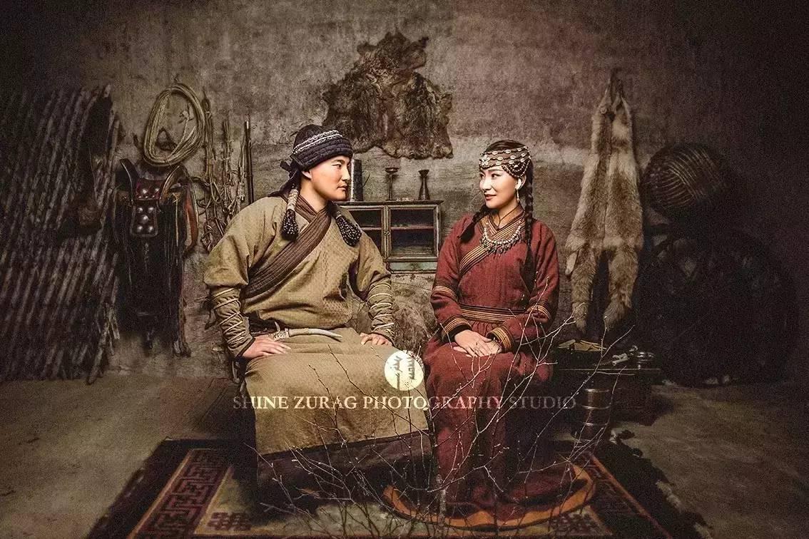 摄影 Shine Zurag民族摄影客照 第4张