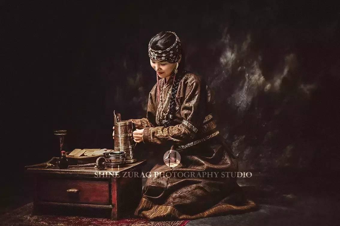 摄影 Shine Zurag民族摄影客照 第10张