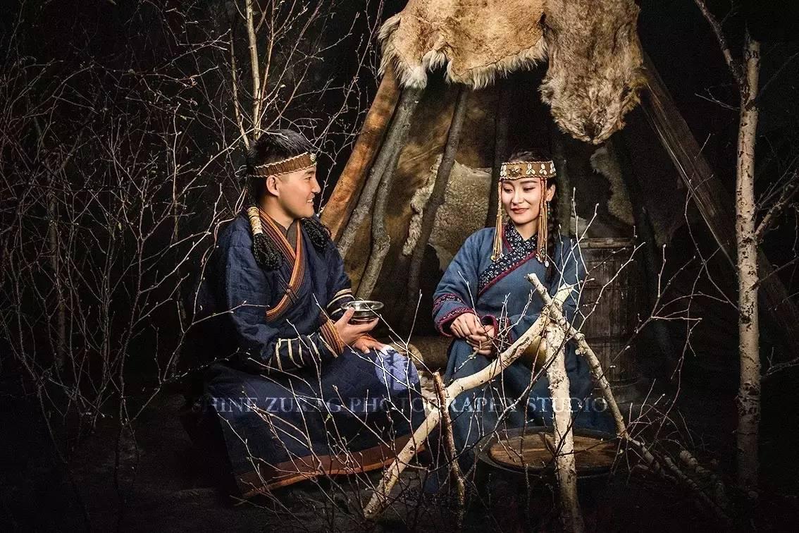 摄影 Shine Zurag民族摄影客照 第12张