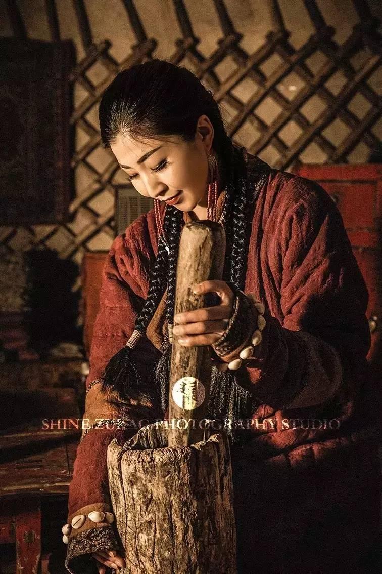 摄影 Shine Zurag民族摄影客照 第14张