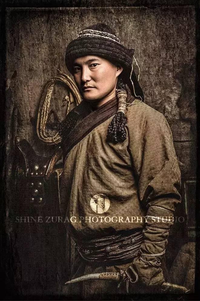 摄影 Shine Zurag民族摄影客照 第15张