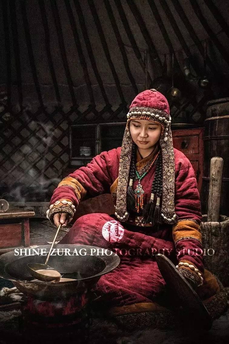 摄影 Shine Zurag民族摄影客照 第17张