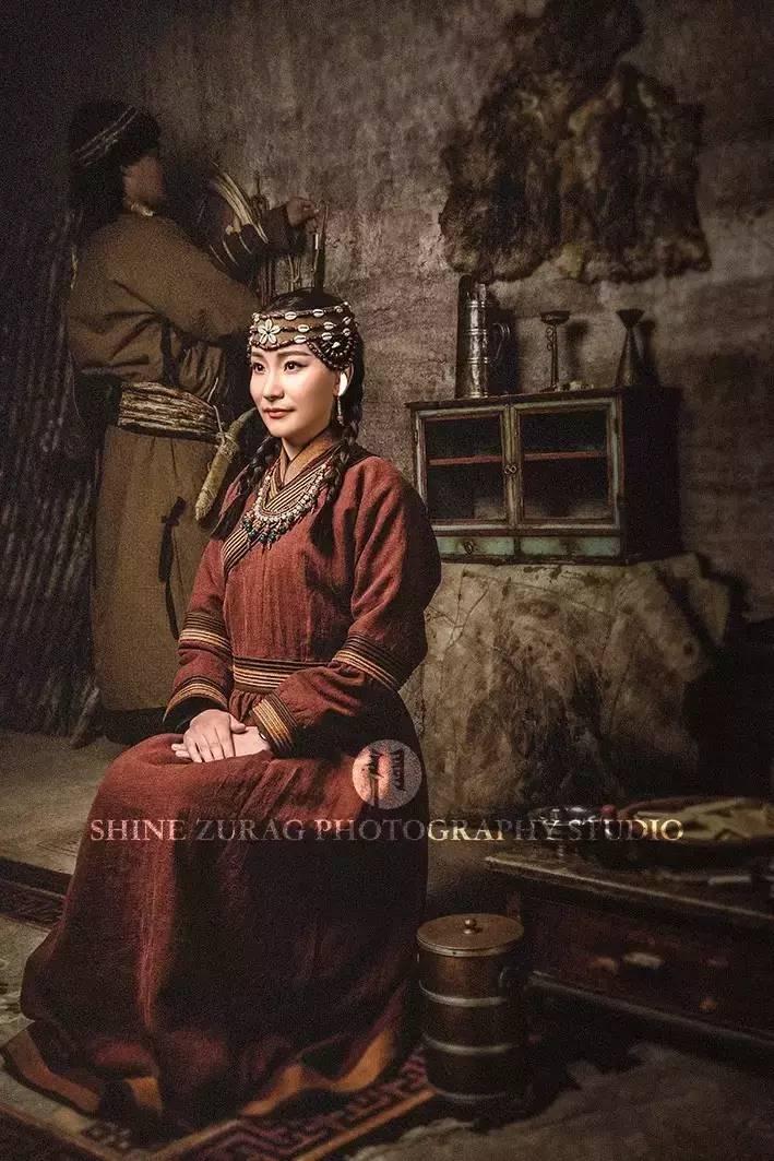 摄影 Shine Zurag民族摄影客照 第16张
