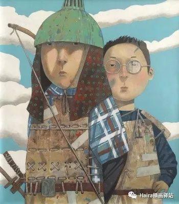 画作欣赏|卓利多·德尔吉耶夫—突破传统的卓越画家