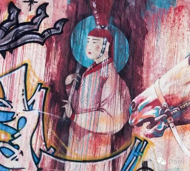 〖欣赏〗蒙古国街道上的绘画艺术 第3张