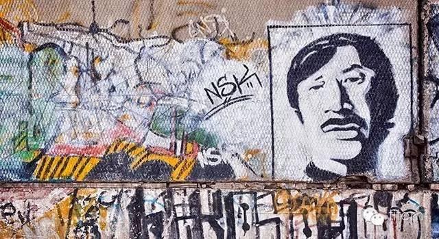 〖欣赏〗蒙古国街道上的绘画艺术 第4张