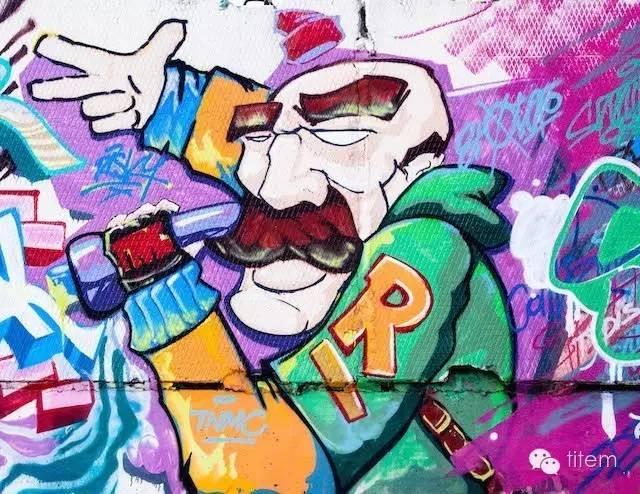 〖欣赏〗蒙古国街道上的绘画艺术 第5张