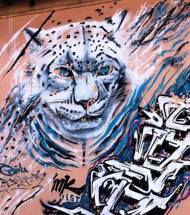 〖欣赏〗蒙古国街道上的绘画艺术 第15张