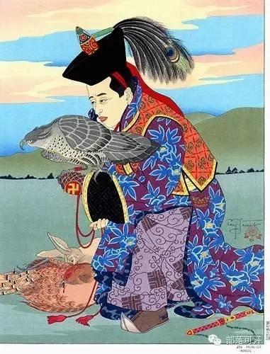 【经典】蒙古国上世纪绘画作品,那时的人那时的风景~ 第4张