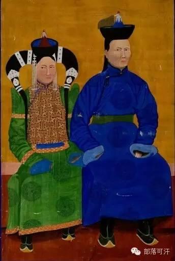 【经典】蒙古国上世纪绘画作品,那时的人那时的风景~ 第10张