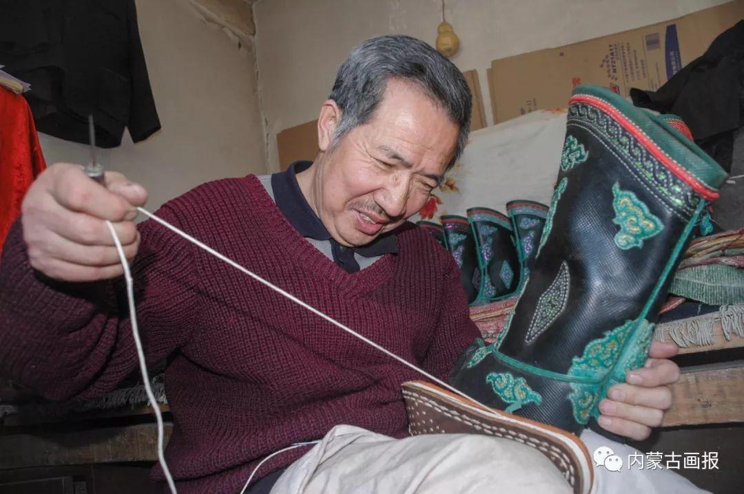 寒冷冬日,蒙古族是这样防寒的! 第13张