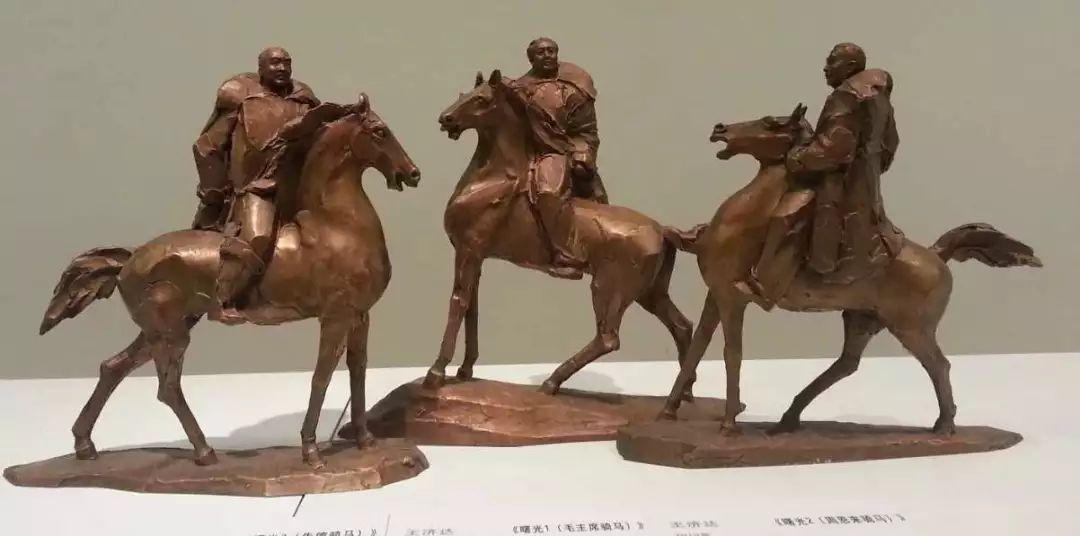 艺术家笔下的蒙古马•雕塑篇 第2张