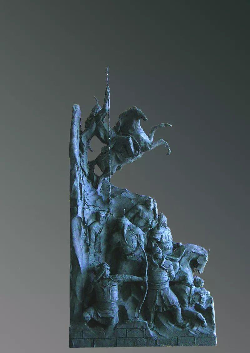 艺术家笔下的蒙古马•雕塑篇 第9张