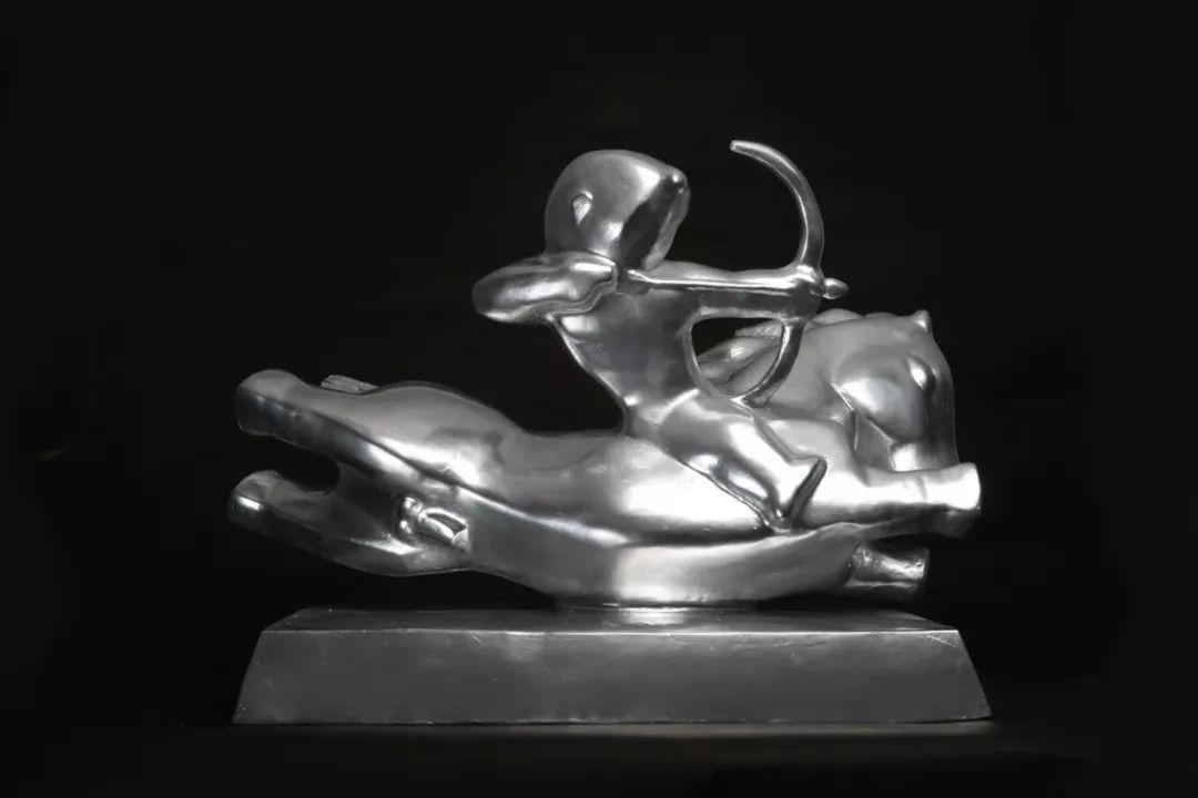 艺术家笔下的蒙古马•雕塑篇 第13张