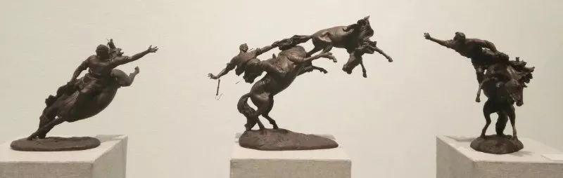 艺术家笔下的蒙古马•雕塑篇 第17张