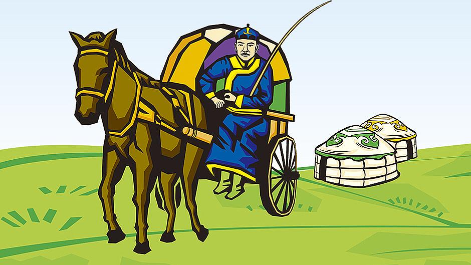 草原牧娃,吃得到的蒙古情【食品包装设计】 第5张