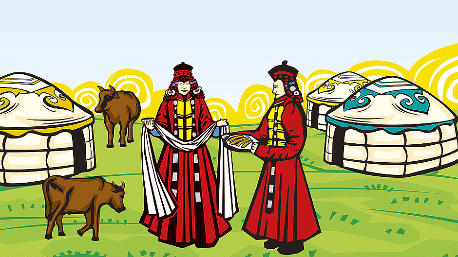 草原牧娃,吃得到的蒙古情【食品包装设计】 第4张
