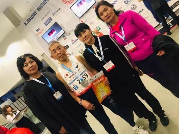 【今日头条】厉害了!85岁蒙古老人400米夺冠 刷新了世界纪录! 第3张