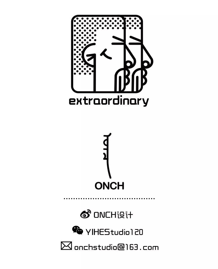 ONCH设计 - 蒙古元素 视觉设计 / 门 第18张