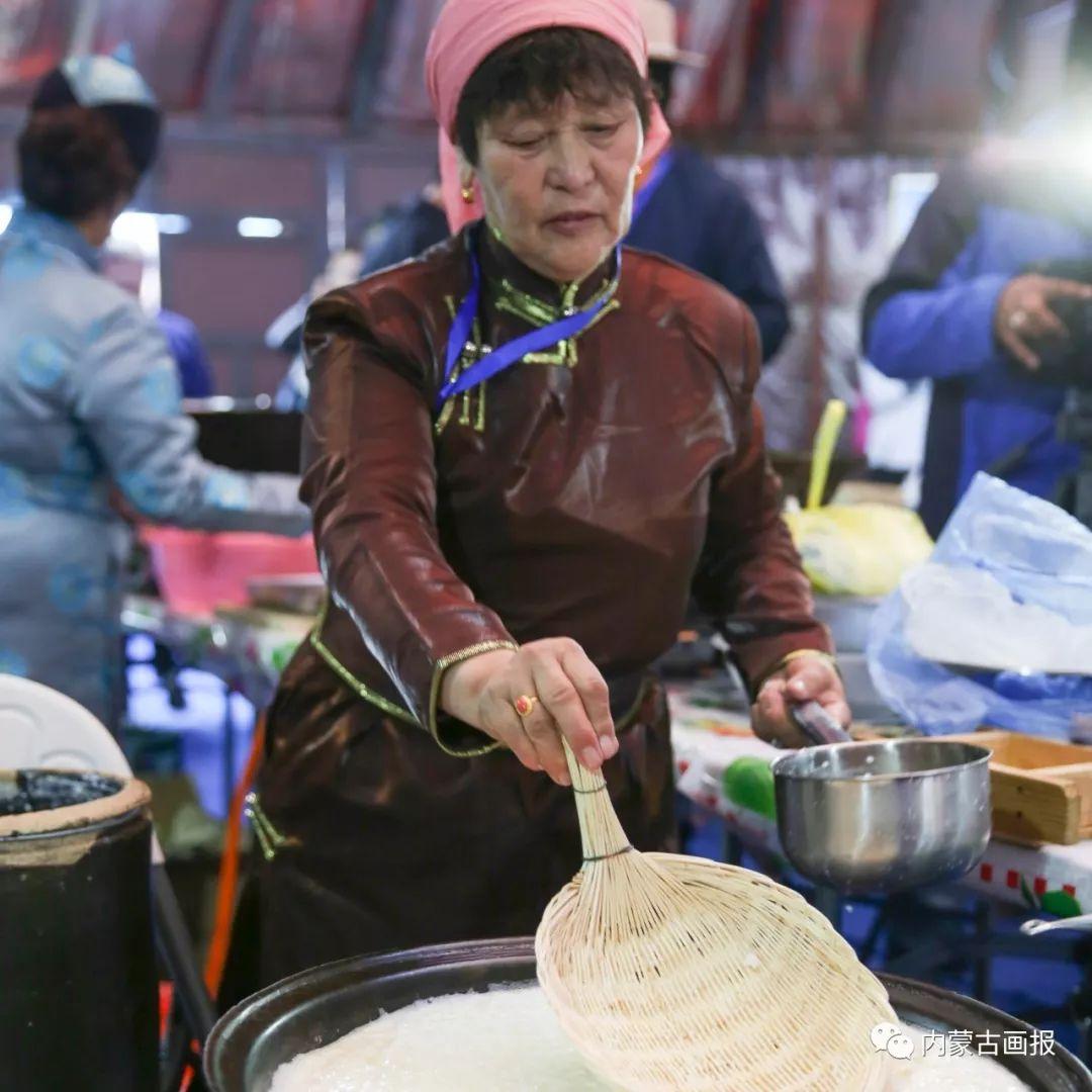 奶食里的蒙古族文化 第4张