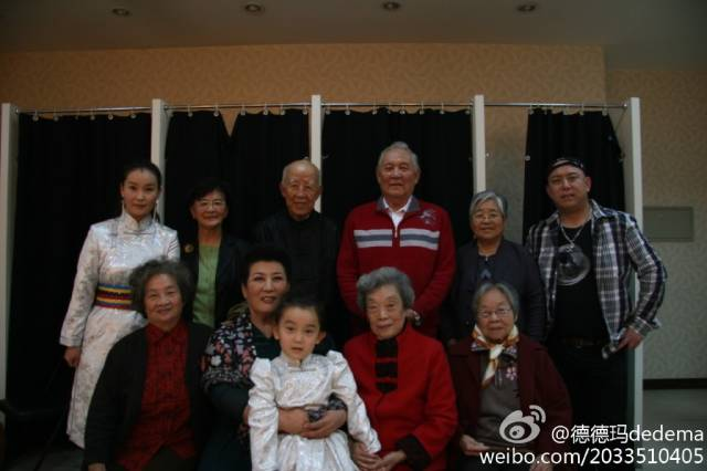 【今日头条】72岁的德德玛近照曝光!两朵金花能歌善舞 成了人生赢家~ 第20张