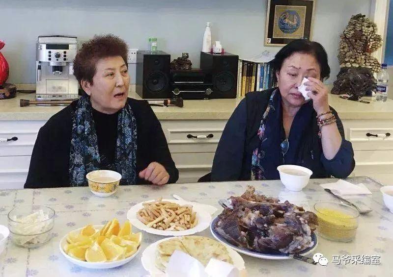 【今日头条】72岁的德德玛近照曝光!两朵金花能歌善舞 成了人生赢家~ 第37张