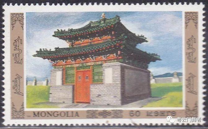 蒙古的世界遗产(建筑)-鄂尔浑峡谷文化景观(附:召庙建筑) 第1张