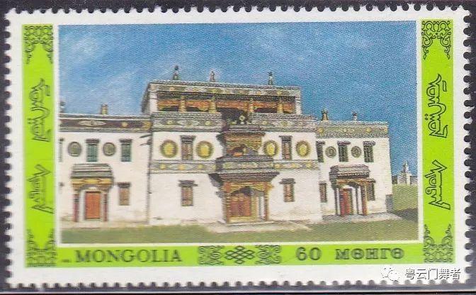 蒙古的世界遗产(建筑)-鄂尔浑峡谷文化景观(附:召庙建筑) 第2张