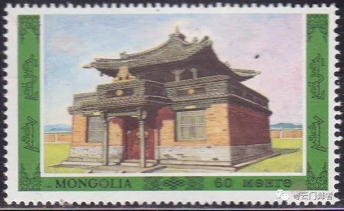 蒙古的世界遗产(建筑)-鄂尔浑峡谷文化景观(附:召庙建筑) 第3张