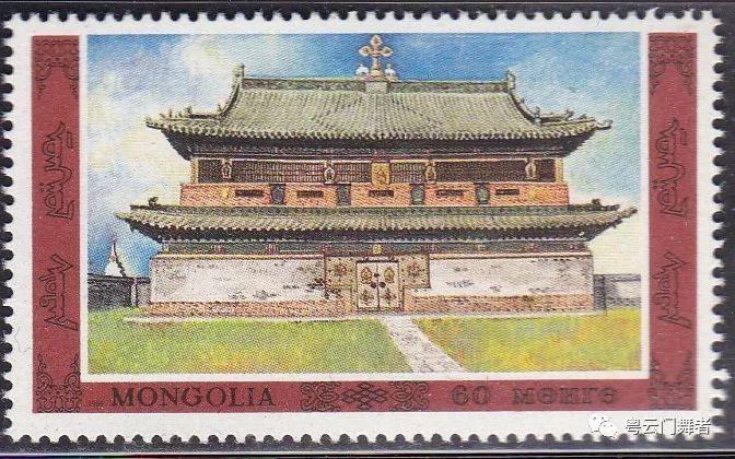 蒙古的世界遗产(建筑)-鄂尔浑峡谷文化景观(附:召庙建筑) 第4张