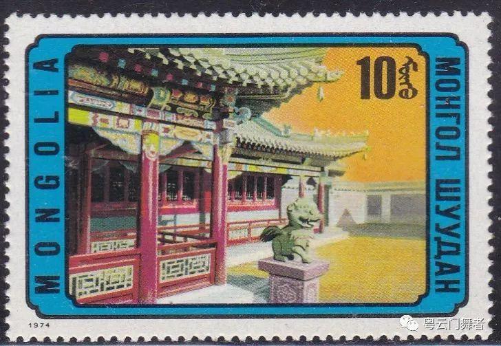 蒙古的世界遗产(建筑)-鄂尔浑峡谷文化景观(附:召庙建筑) 第8张