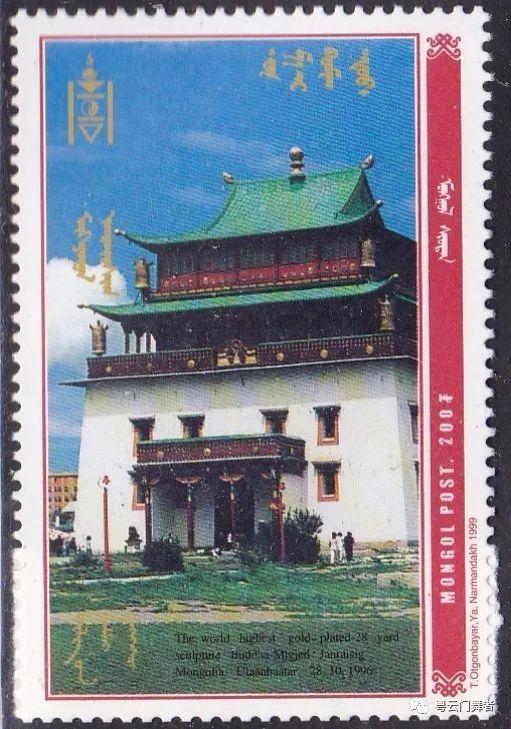 蒙古的世界遗产(建筑)-鄂尔浑峡谷文化景观(附:召庙建筑) 第9张