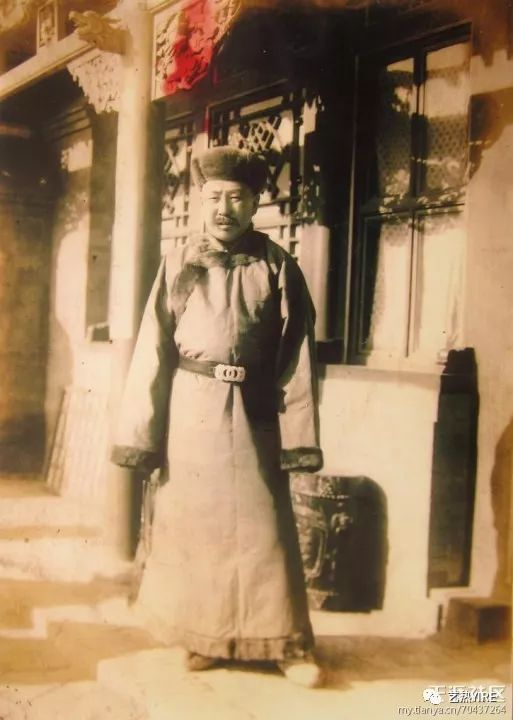 【蒙古历史】科尔沁蒙古民族老照片 太罕见了! 第1张