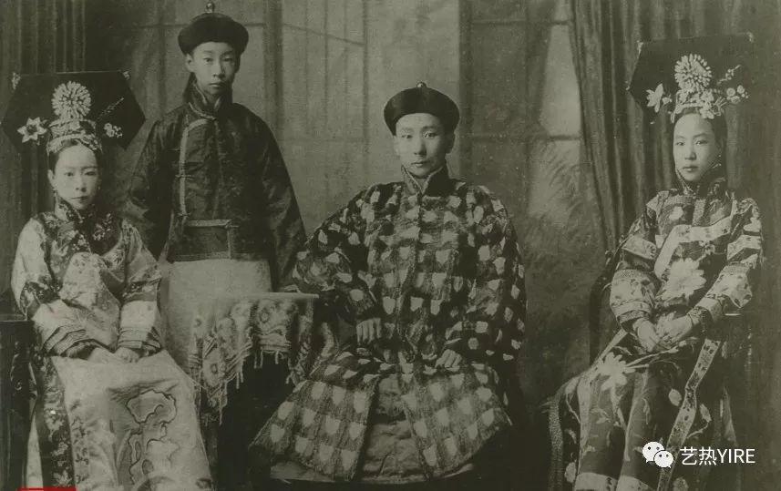 【蒙古历史】科尔沁蒙古民族老照片 太罕见了! 第7张