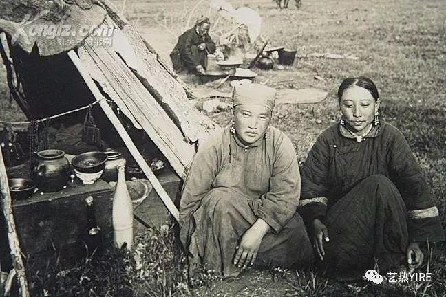 【蒙古历史】科尔沁蒙古民族老照片 太罕见了! 第10张