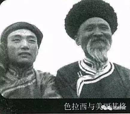 【蒙古历史】科尔沁蒙古民族老照片 太罕见了! 第15张