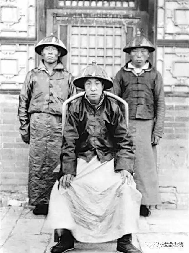 【蒙古历史】科尔沁蒙古民族老照片 太罕见了! 第23张