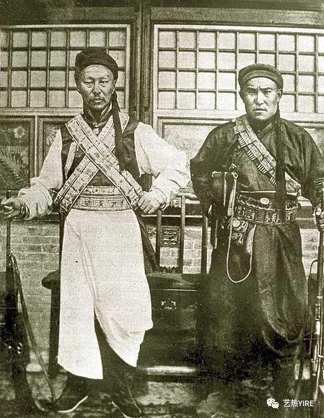 【蒙古历史】科尔沁蒙古民族老照片 太罕见了! 第22张